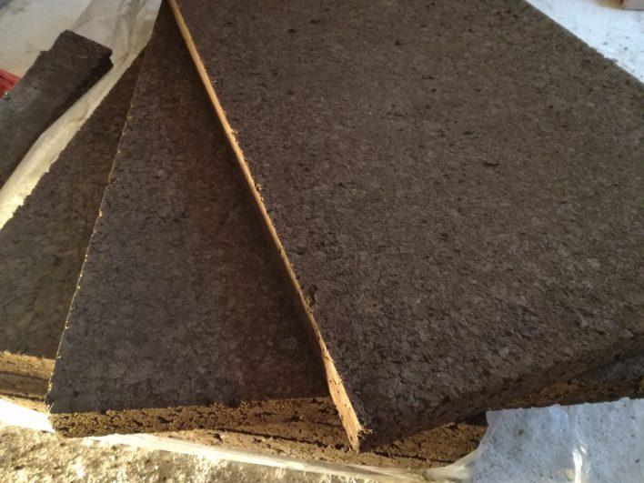 Viviendas ecol gicas corcho natural como material aislante - Corcho aislante acustico ...