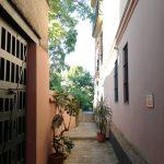 Comienzo de las obras Viviendas en Calle Castilla. Sevilla