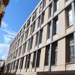 Comienzo Obras de Reforma. Escuela Superior de Ingenieros. Cádiz