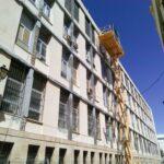 Recta Final de la Reforma de La Escuela de Ingenieros de Cádiz. UCA